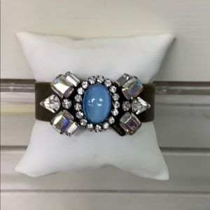 Blue Loren Hope Cuff
